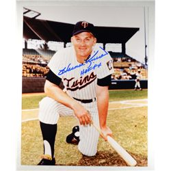 HARMON KILLEBREW HOF 84 AUTOGRAPH PHOTO