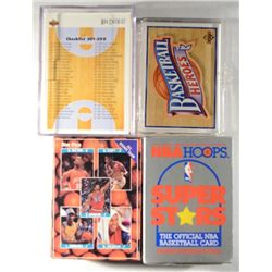 4-BASKETBALL SETS