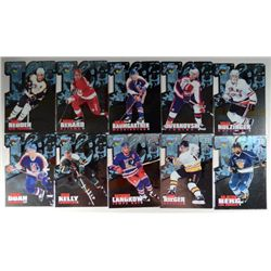 1995 CLASSIC ICE BREAKERS DIE CUT SET NUMBERED