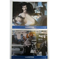 TOM SELLECK LASSITER MOVIE LOBBY CARDS