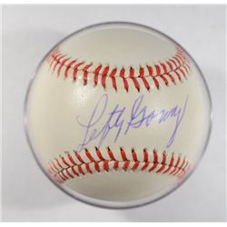 LEFTY GOMEZ AUTOGRAPHED BASEBALL