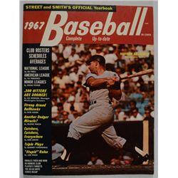 1967 Street and Smiths Baseball Yearbook HARMON KILLEBREW Minnesota