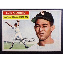 1956 Topps #292 Luis Aparicio Rookie  EX+