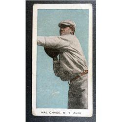 1910 E98 BASEBALL HAL CHASE N.Y. AMER