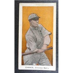 1910 E98 BASEBALL CHANCE, CHICAGO NAT'L