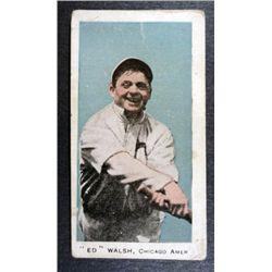 1910 E98 BASEBALL ED WALSH, CHICAGO AMER