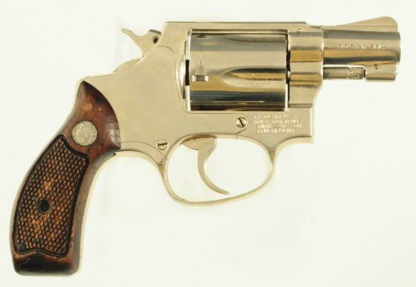 Smith & Wesson Detective Special  38 Snub Nose FFL