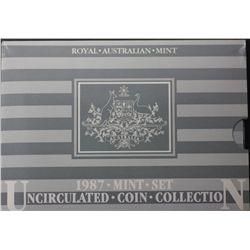 1987 Mint Sets