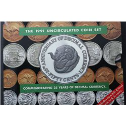 1991 Mint Sets