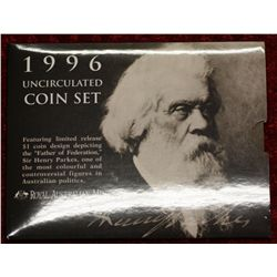 1996 Mint Sets