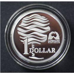 1993 Proof Dollar