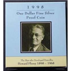 1998 $1 Proof