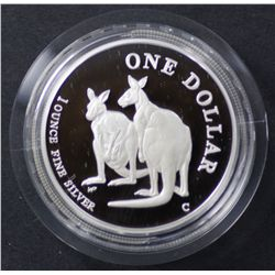 $1 Silver Proof