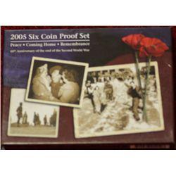 2005 Proof Set