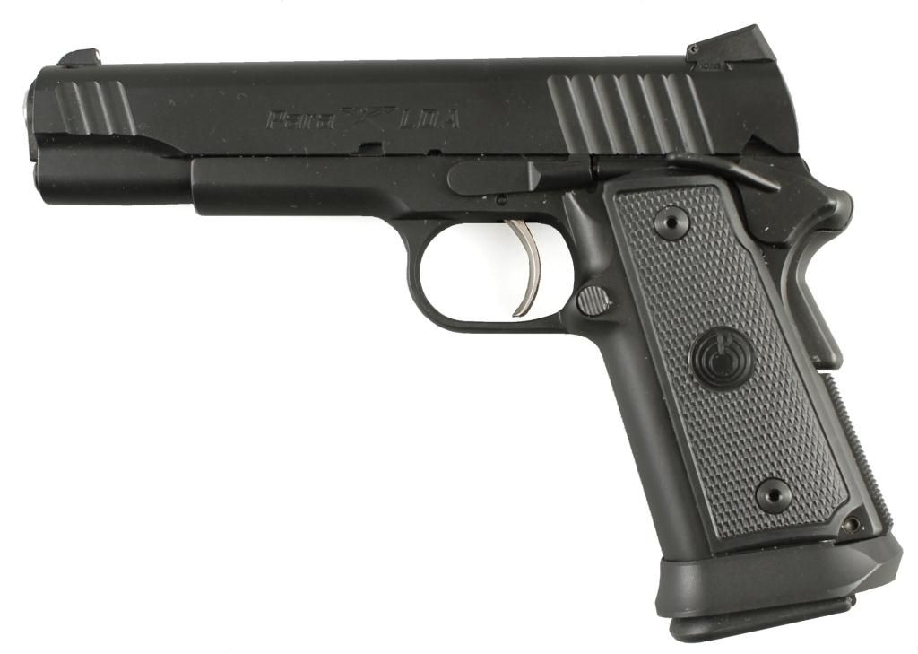Para Ordnance Mdl LDA Cal 9mm SN:P165913Double action only