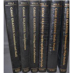 CASAS GRANDES BOOKS