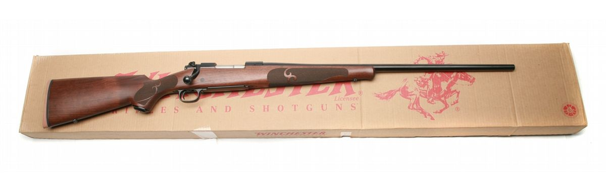 Lot 534 - Winchester - Model 70 Featherweight - 7mm WSM - rifle