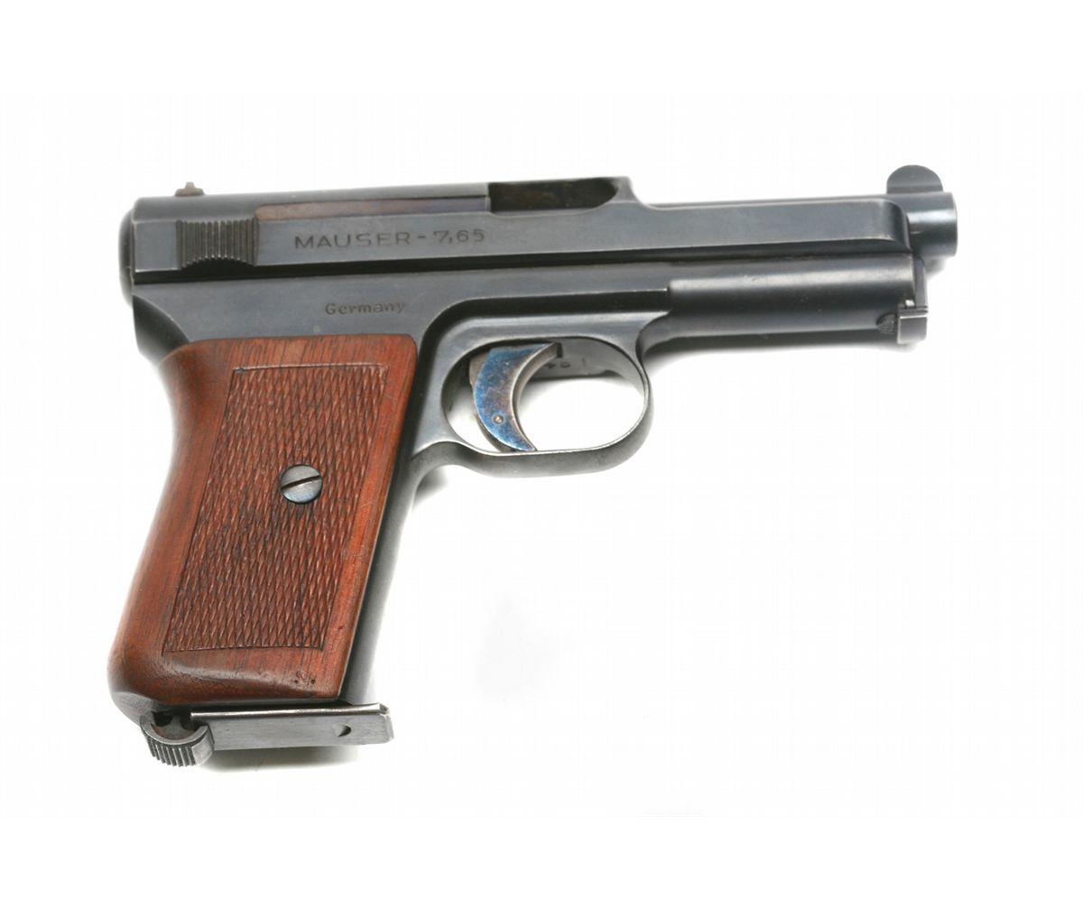 Lot 830 - Mauser - 1914 - 7 65mm/ 32 ACP - pistol