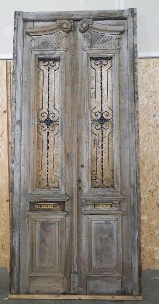 Narrow Double Front Doors