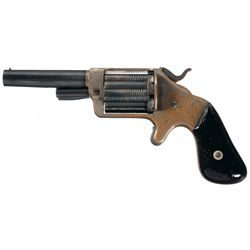 Brooklyn Arms Separated Chambered Pocket Revolver