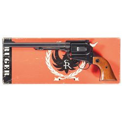 Desirable Ruger Hawkeye Single Shot Target Pistol with Box