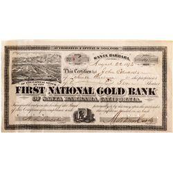 First National Gold Bank of Santa Barbara, CA - Santa Barbara,