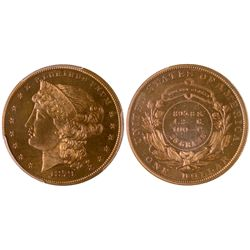 1874 $1 J-1619