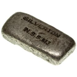 North Star Silver Mine Ingot, CO - Silverton,San Juan County