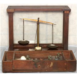 H. Troemner Balance Scale