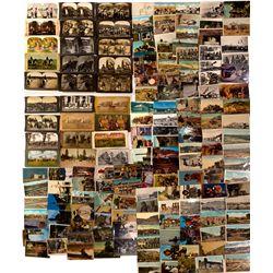 Arizona and New Mexico Stereoview Collection, AZ - ,