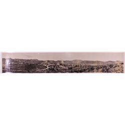 Oatman Panorama, AZ - Oatman,Mohave County