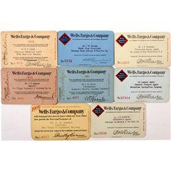 Wells Fargo & Company Frank Collection, CA - ,