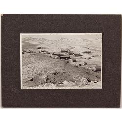 Rare Greenwater Winter Scene Photograph, CA - Greenwater,Inyo County
