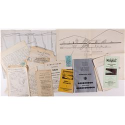 Monarch Mine Archive, CA - Kern County,