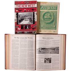 Knott's Berry Farm Volume, New West and Out West Publications, CA - Los Angeles,Los Angeles