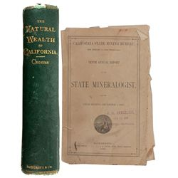 Two Great Indexed California Mining Volumes!, CA - San Francisco,