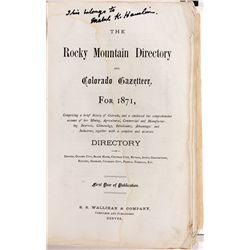Re-Bound Rocky Mountain Directory, CO - Denver,