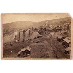Iron Silver Mine Photo, CO - Leadville,Lake County