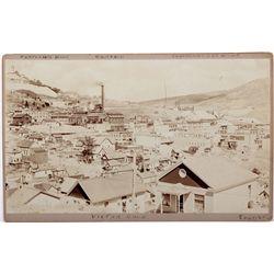 Victor, Colorado Cabinet Photo 1902, CO - Victor,Teller