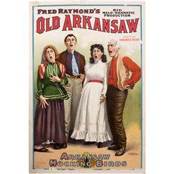 The Quartet #3 Vaudeville Poster, IL - Chicago,Cook County