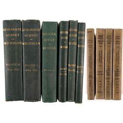 Michigan Geology Reference Library, MI - ,