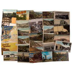 New Mexico Postcards, NM - ,