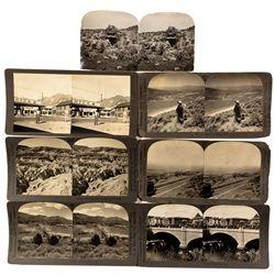Miscellaneous Nevada Stereoviews, NV - ,
