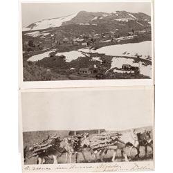 Historic Aurora Photo Post Card Collection, NV - Aurora,Mineral County