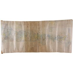 Ely Panoramic Map, NV - Ely,White Pine County