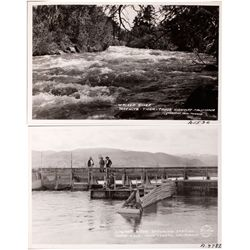 Topaz Lake Postcard Album, NV - Gardnerville,Douglas county