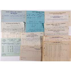 Goldfield Area Assayer Archive, NV - Goldfield,Esmeralda County