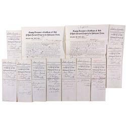 Abandoned Property Documents, NV - Lander County,