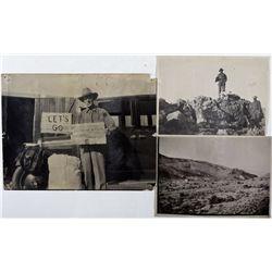 "Tonopah ""Off To The Strike"" Photos, NV - Tonopah,Nye County"