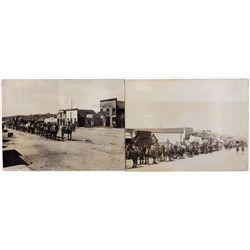 Tonopah Wagon Hauling Photos, NV - Tonopah,Nye County